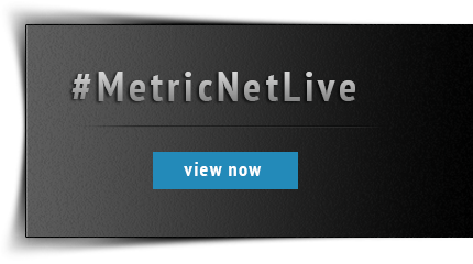 Follow #MetricNetLive for live and free IT Service, IT Support or Call Center training webcast content, upcoming events and recent company news!