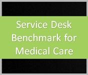 medical care service desk benchmark_newsletter