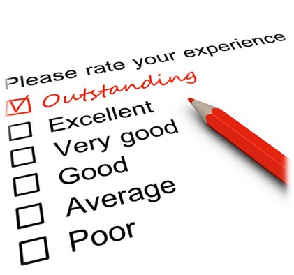 Outstanding Customer Experience Enthusiasm