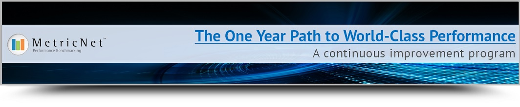 The one year path to world class performance a continuous improvement program for call centers service desks and desktop support