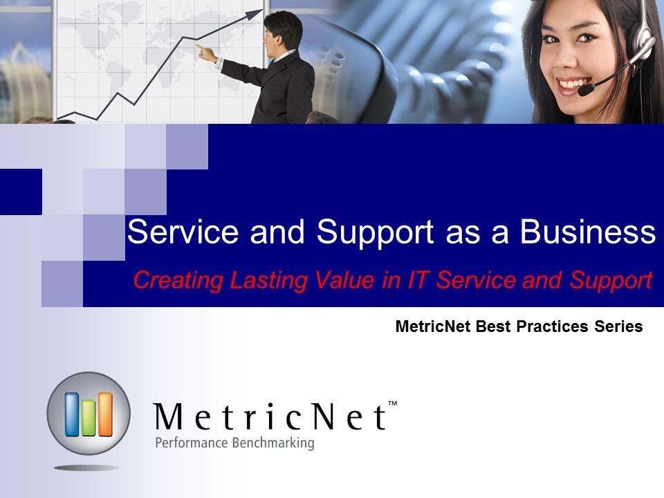 MetricNet's Service and Support as a Business Updated Cover Image