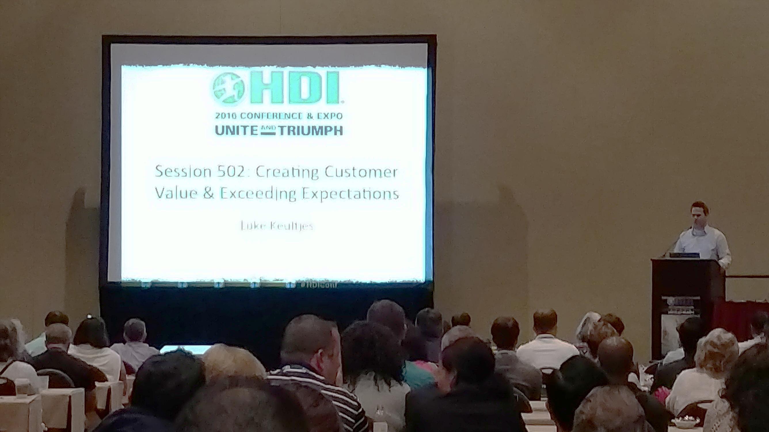 HDI Conf 2016 Blog 11